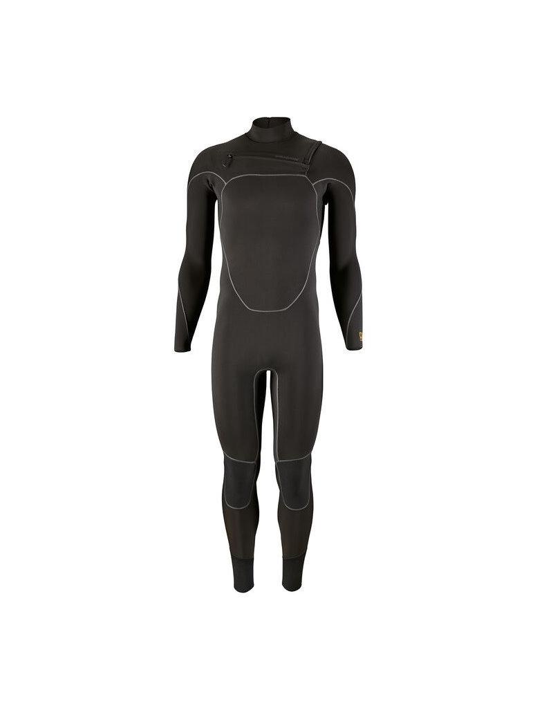 Patagonia M's R3 Yulex FZ Full Suit-BLK