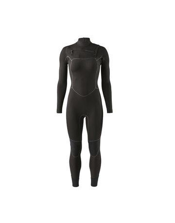Patagonia W's R3 Yulex FZ Full Suit-BLK