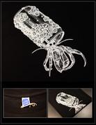 T-shirt Hermit Crab – Black