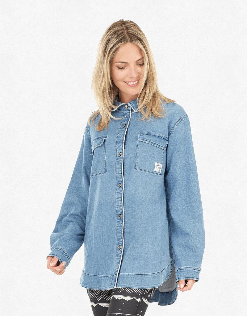 Picture Organic Clothing Jamie Shirt – Denim