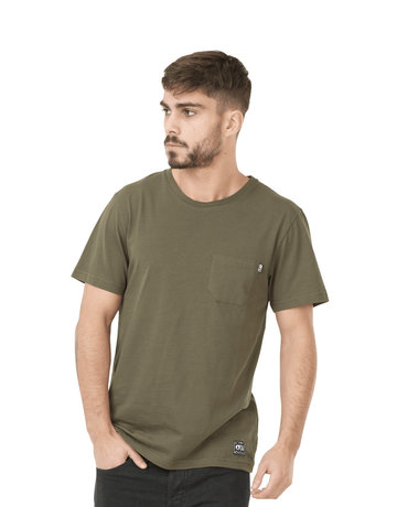 Picture Organic Clothing Arthur Tee – Army Green