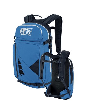 Picture Organic Clothing Rescue 24L – Picture blue