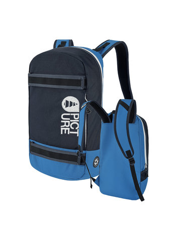 Picture Organic Clothing Prime 18L – Picture blue