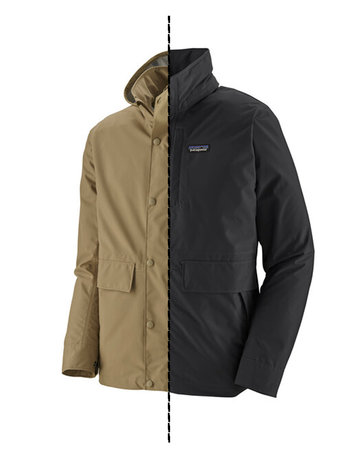 Patagonia M's Light Storm Jacket ( 2 colors available )