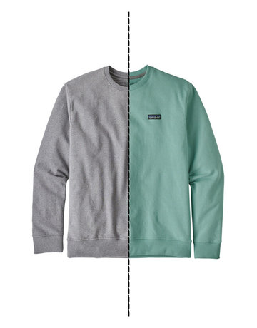 Patagonia M's P-6 Label Uprisal Crew ( 2 colors )
