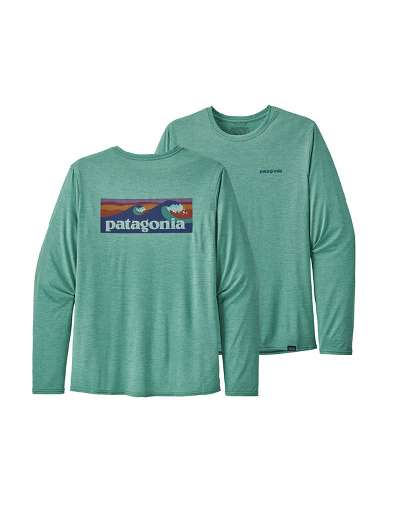 Patagonia M's L/S CapCool Daily Graphic