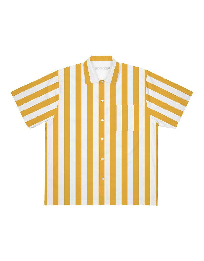 Dedicated Shirt S/S Marstrand Stripes