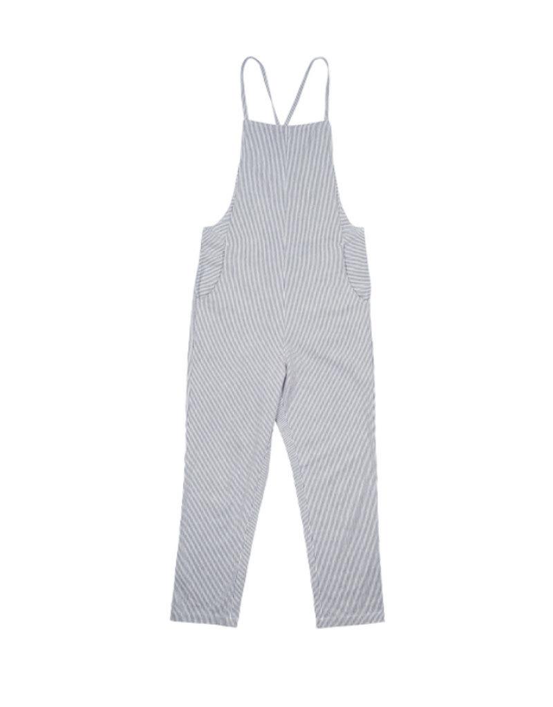 Dedicated Jumpsuit Emmaboda stripes