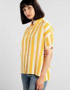 Dedicated Shirt S/S Nibe stripes