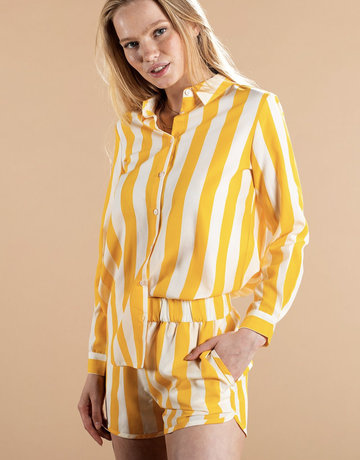 Dedicated Shirt Dorothea stripes