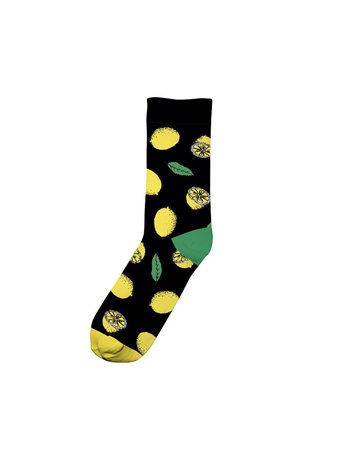 Dedicated Socks Sig Lemons