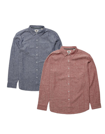 Vissla Coastlands Chambray