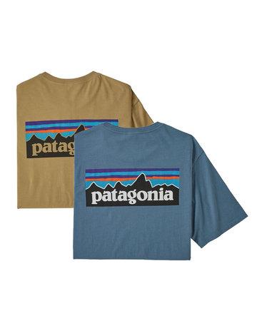 Patagonia M's P-6 Logo Org T