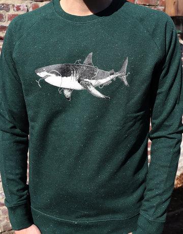 SnapperX Sweater Haai