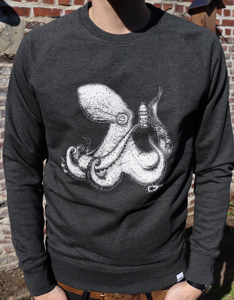 SnapperX Sweater Octopus