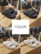 Indosole Womens Platforms
