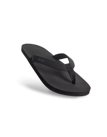Indosole Men's ESSNTLS Black