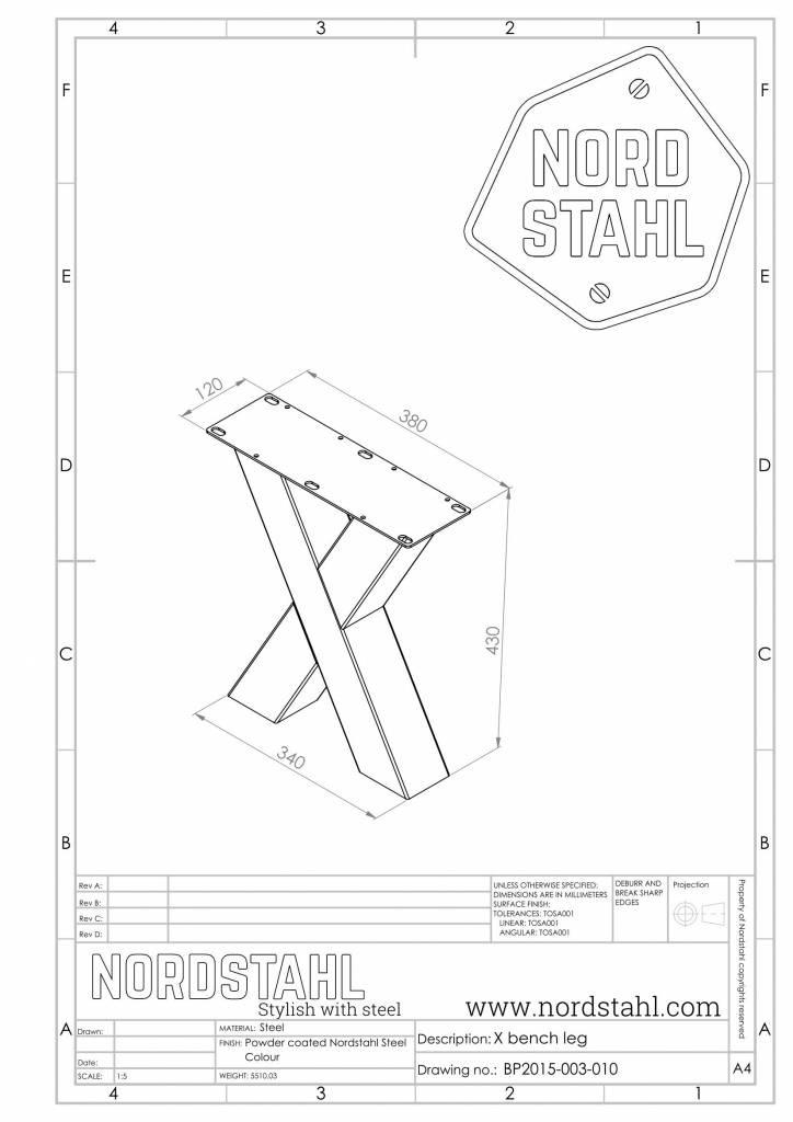 Nordstahl X benchleg-5