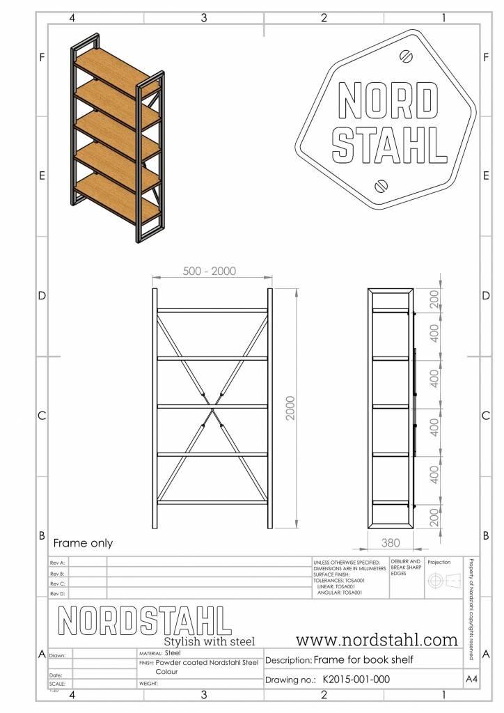 Nordstahl Cabinet frame-2