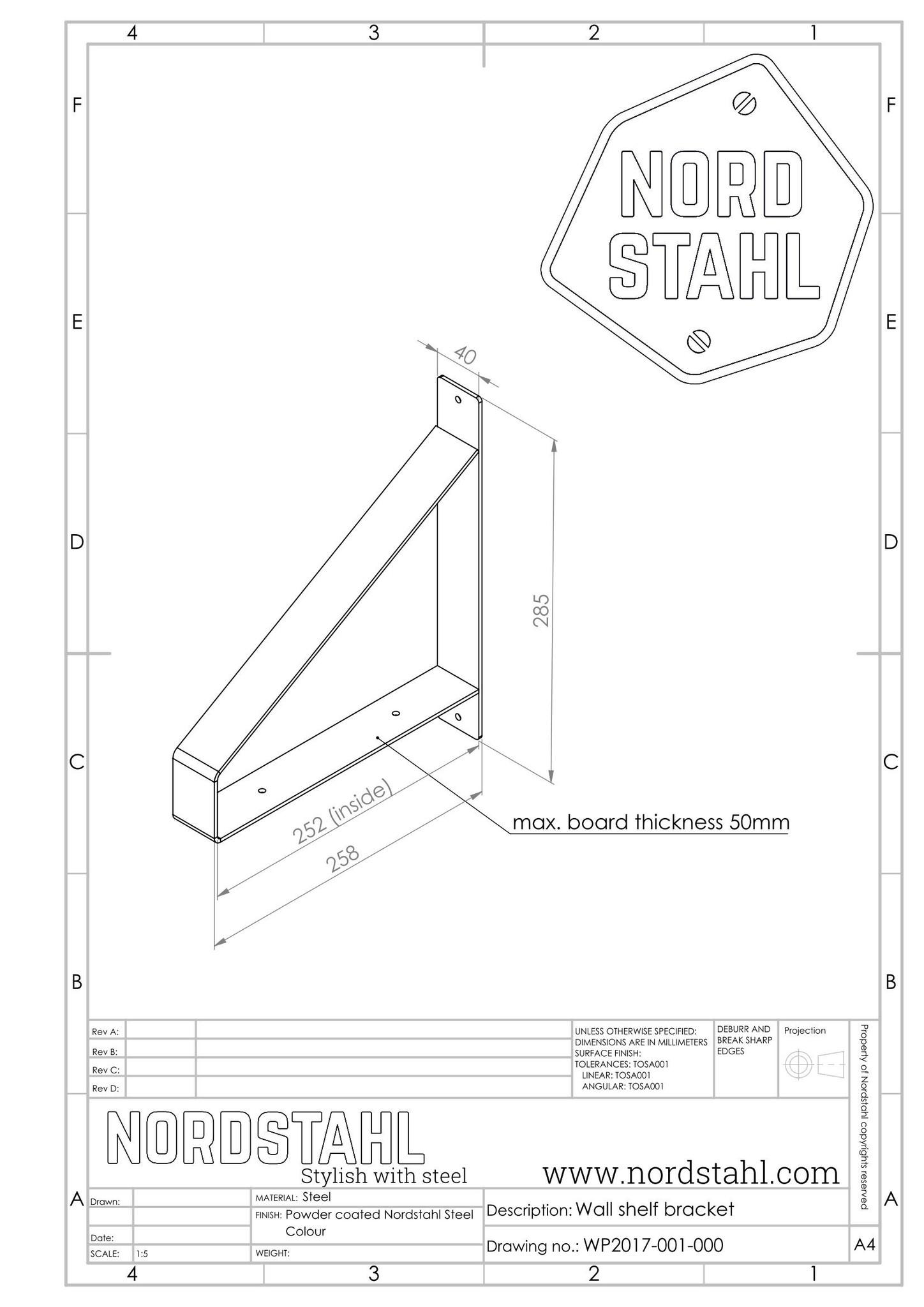 Nordstahl Shelf Brackets-2