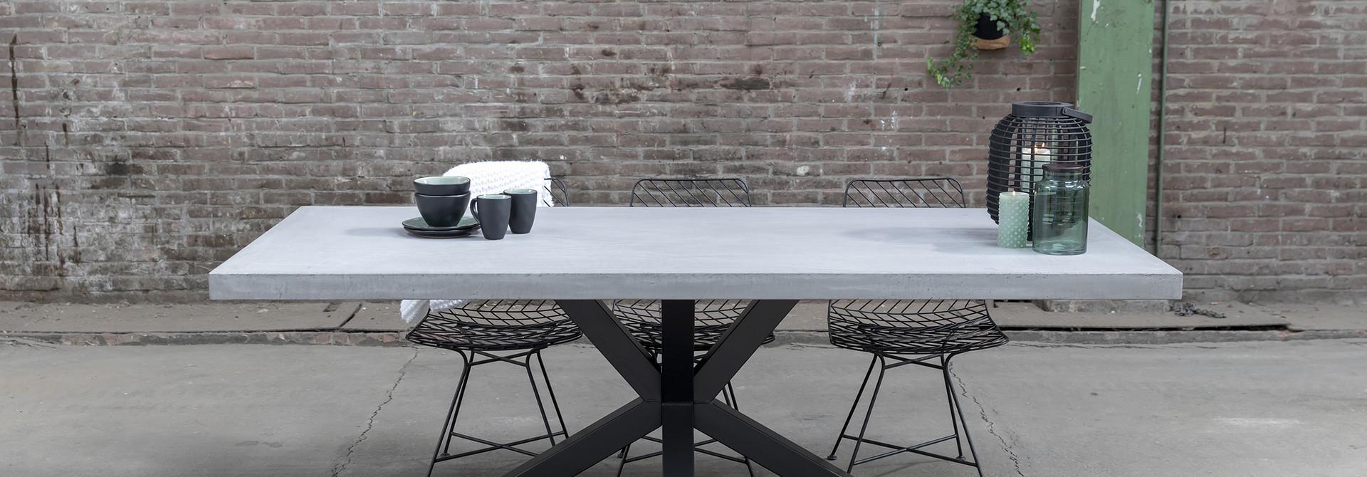 Nordstahl Matrix tafelpoten