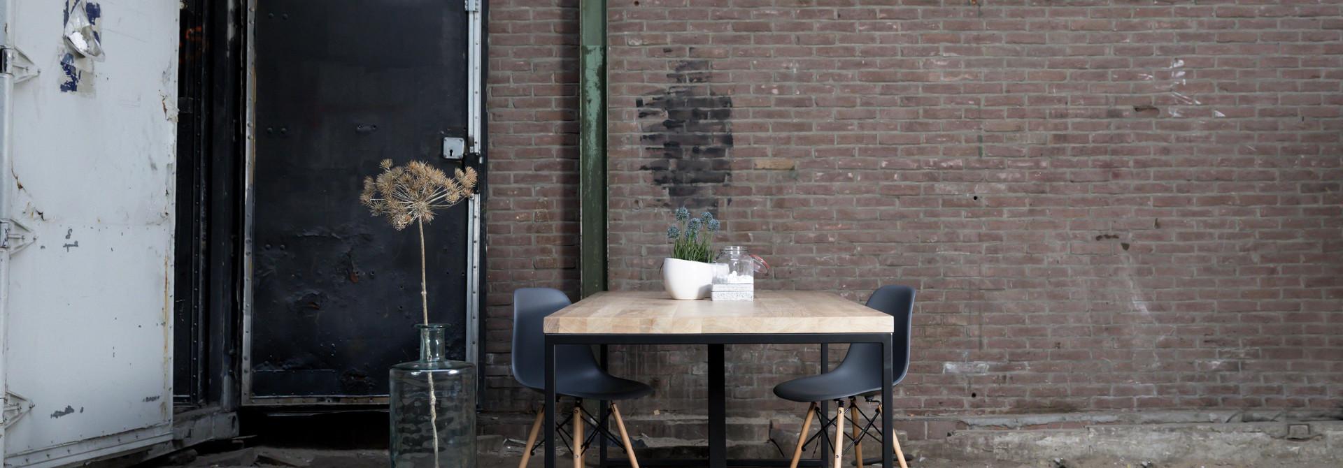 Nordstahl frame tafelpoot