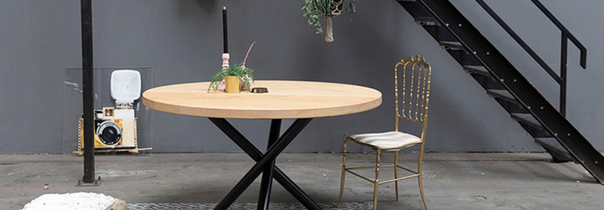Tafelonderstellen ronde tafels