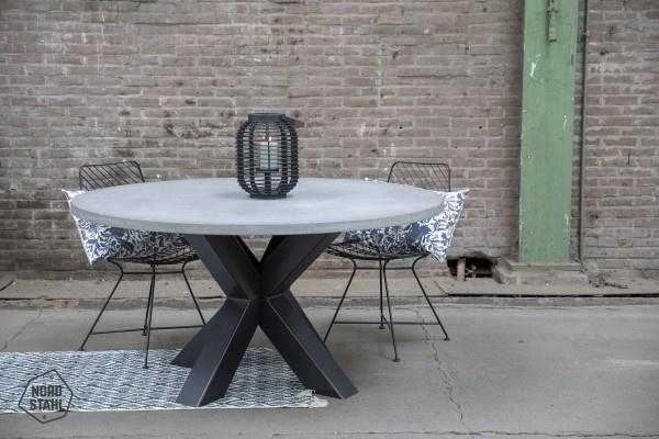 Stahlen tafelpoten ronde tafel