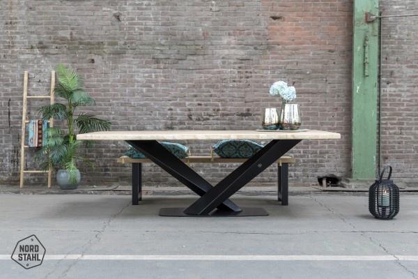 Stalen tafelpoten Nordstahl