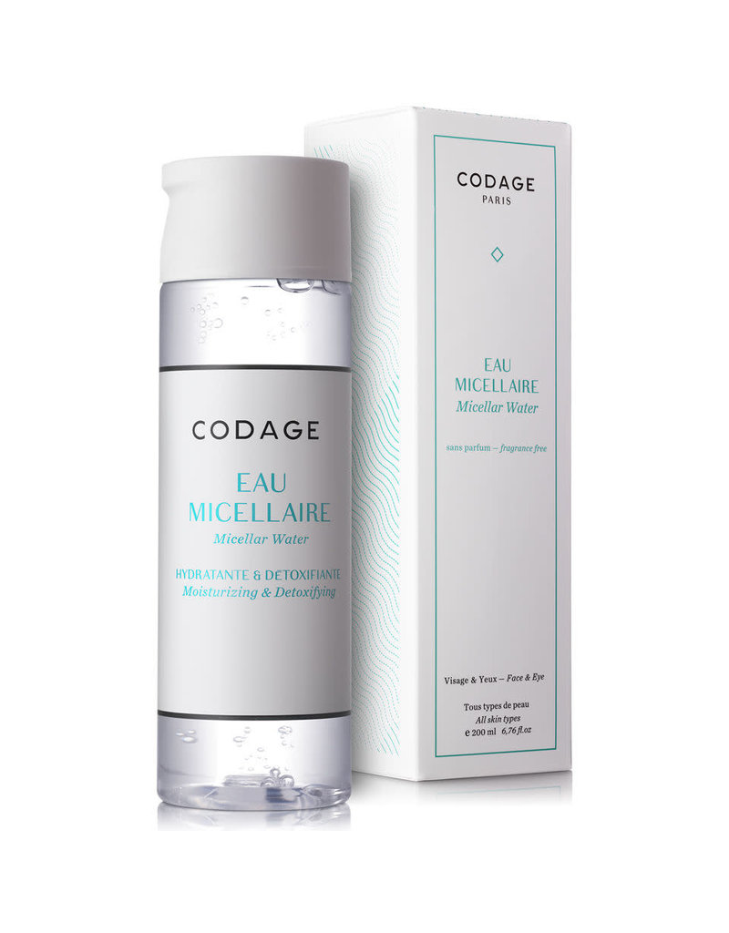 Codage Paris CODAGE PARIS  Micellar Water  200ML