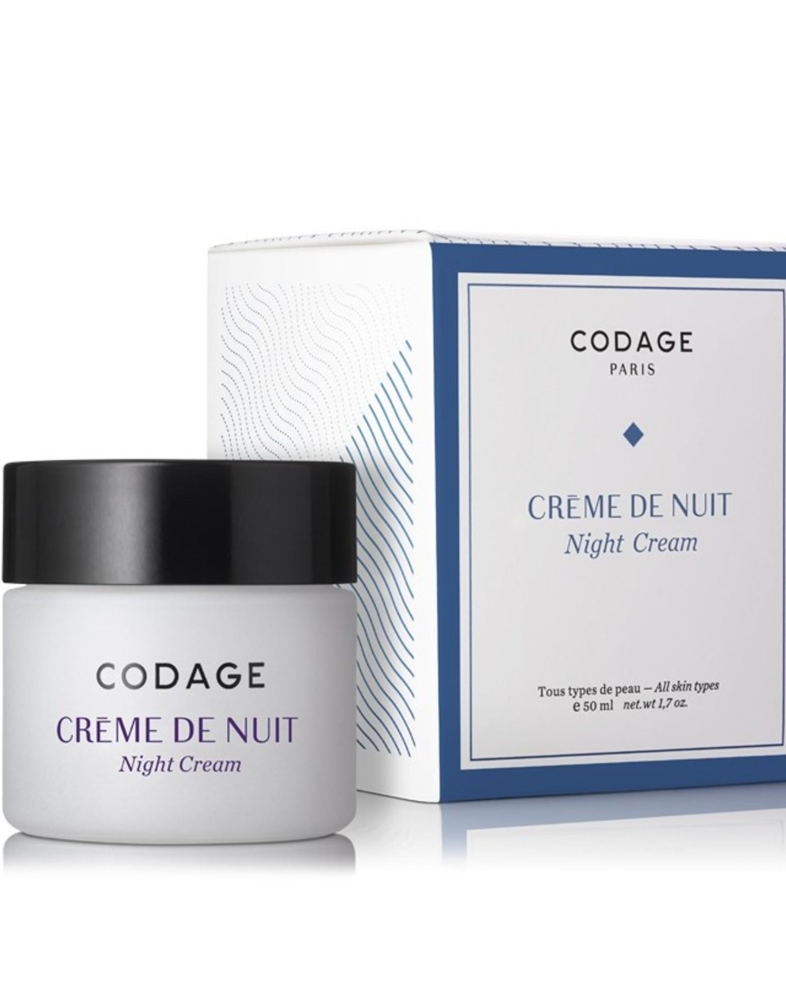 Codage Paris CODAGE PARIS  Night Cream