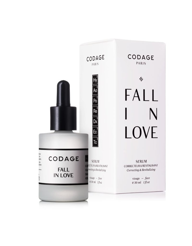 "Codage Paris CODAGE PARIS  ""FALL IN LOVE"" - Correcting & Revitalizing 30ML"