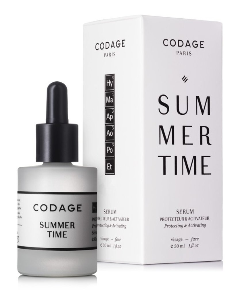 "Codage Paris CODAGE PARIS ""SUMMER TIME"" - Protecting & Activating 30ML"
