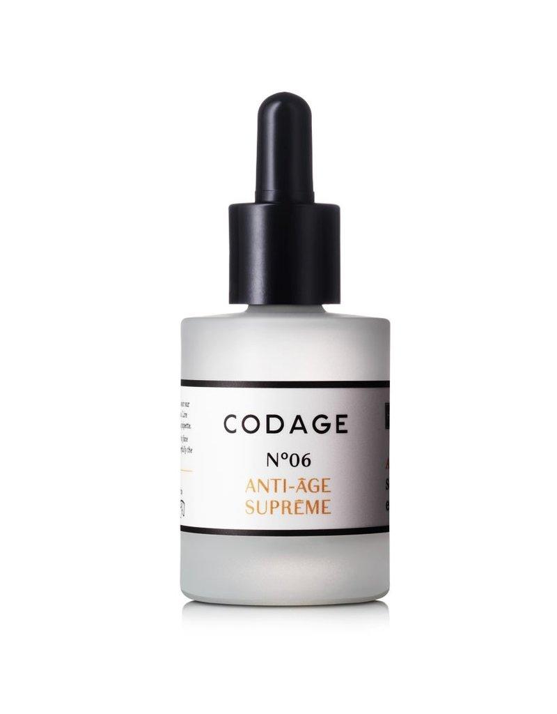 Codage Paris CODAGE PARIS -SERUM N°06  Anti-aging supreme 30ML