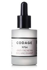 Codage Paris CODAGE PARIS -SERUM N°04  Anti-spots & Lightener  30ML