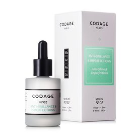 Codage Paris Anti-shine & Imperfection N°02