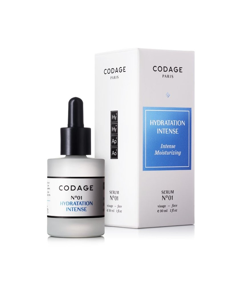 Codage Paris CODAGE PARIS -SERUM N°01  Intense moisturizing  30ML