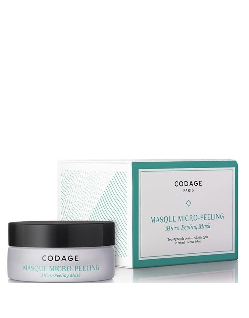 Codage Paris CODAGE PARIS  Micro-Peeling Mask  50ML