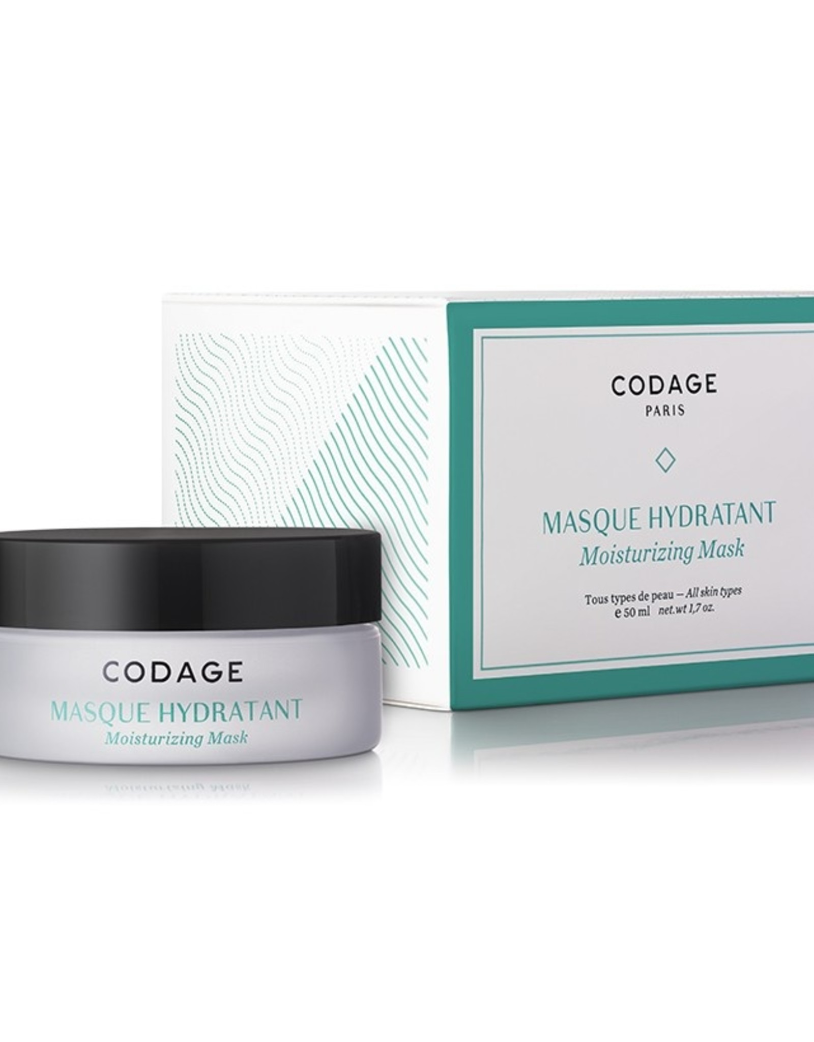 Codage Paris CODAGE PARIS  Moisturizing Mask  50ML