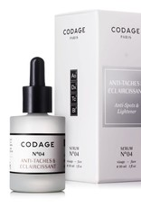 Codage Paris CODAGE PARIS -SERUM N°04  Anti-spots & Lightener  30ML