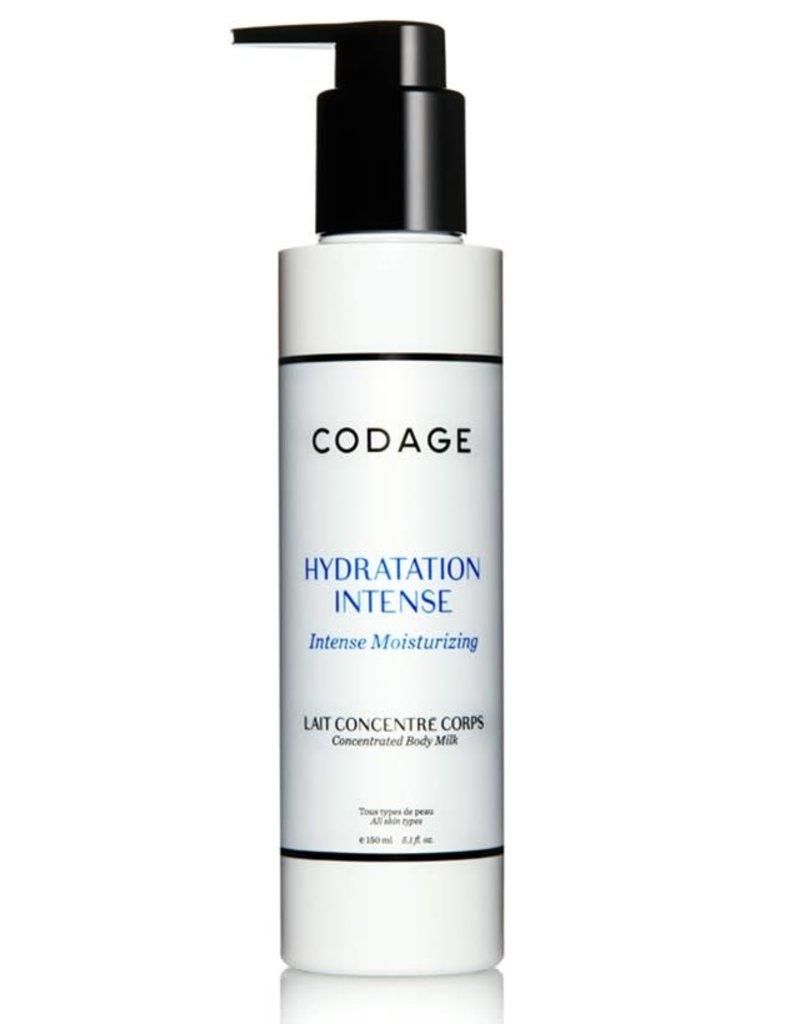 Codage Paris CODAGE PARIS  CONCENTRATED BODY MILK - Intense Moisturizing 150ML