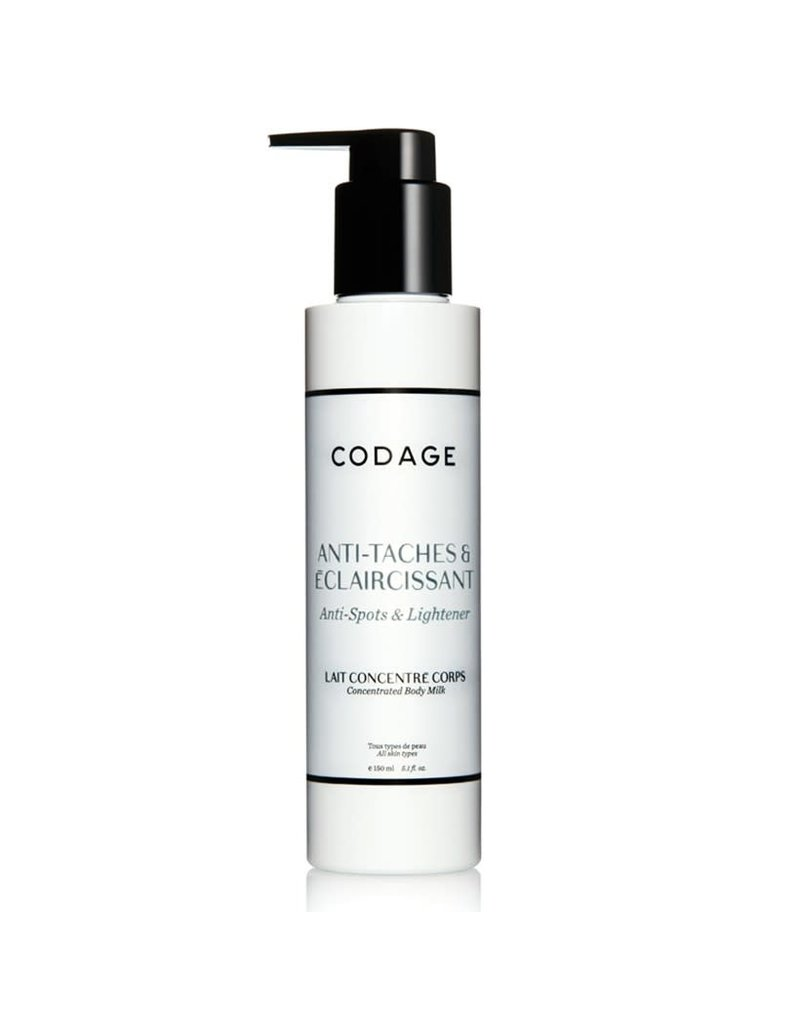 Codage Paris CODAGE PARIS  CONCENTRATED BODY MILK - Anti-Spots & Lightener 150ML