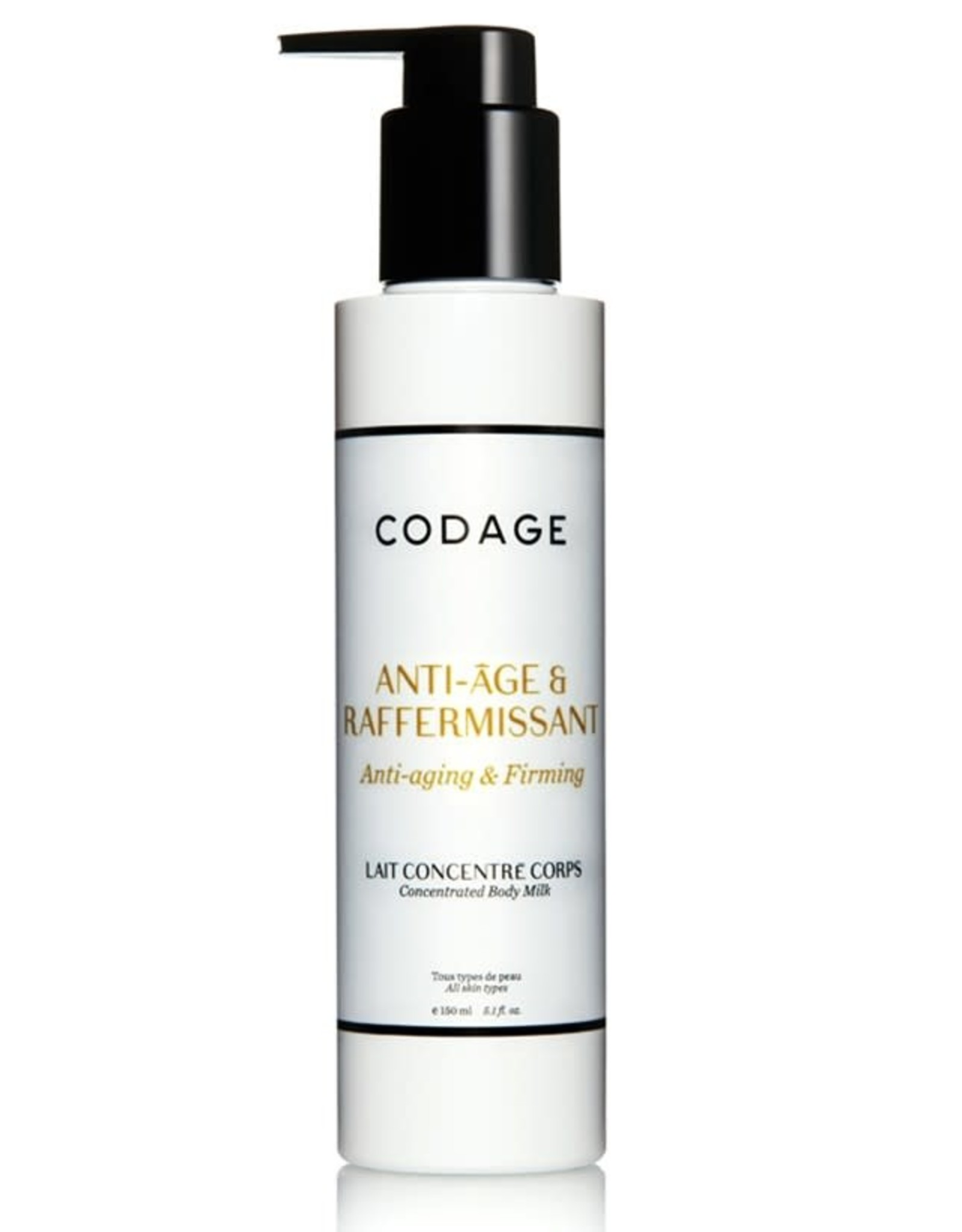 Codage Paris CODAGE PARIS  CONCENTRATED BODY MILK - Anti-Aging & Firming 150ML