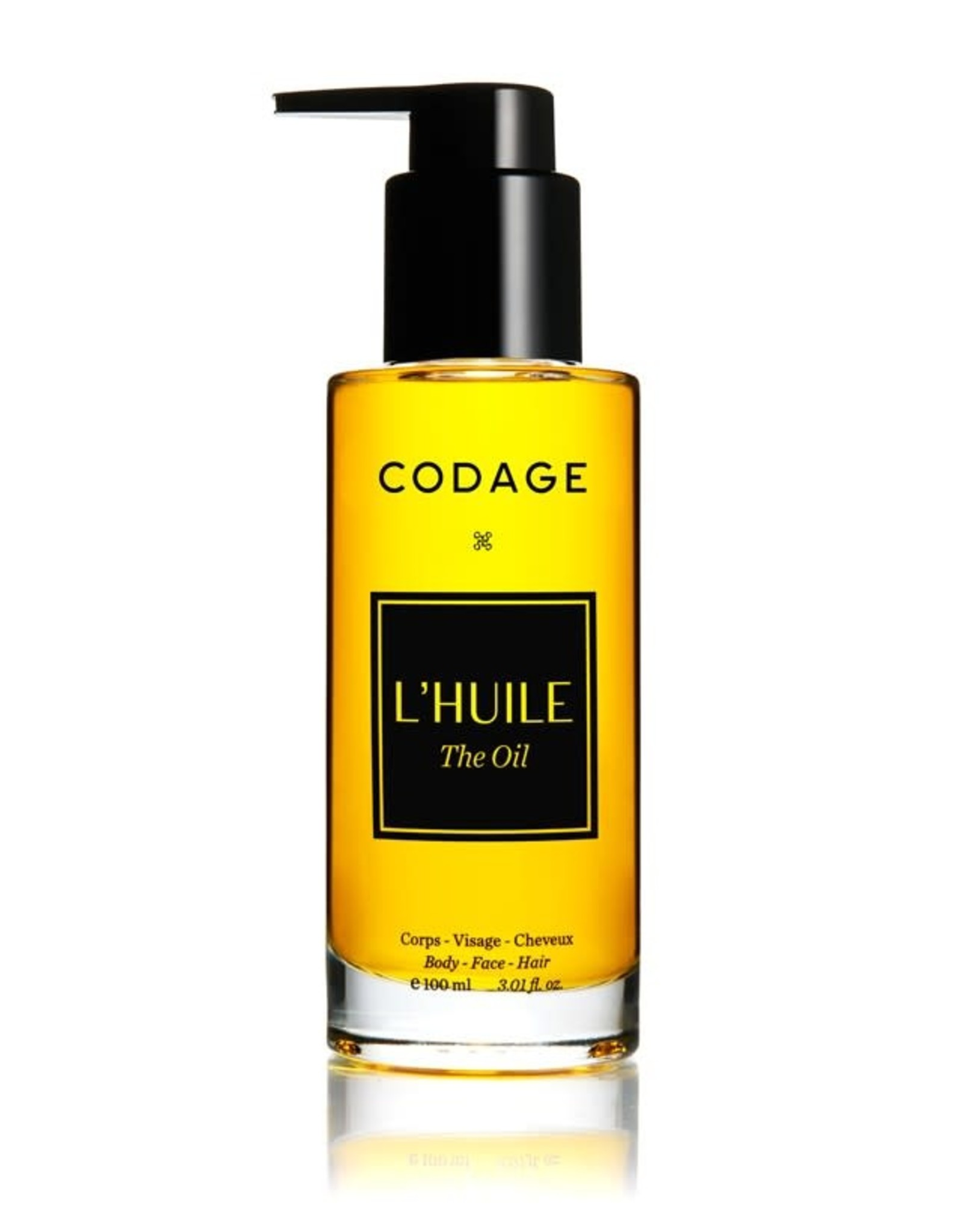 Codage Paris CODAGE PARIS The Oil 100ML