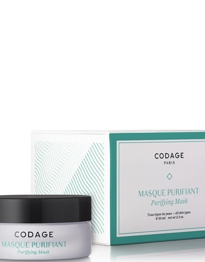 Codage Paris CODAGE PARIS  Purifying Mask  50ML