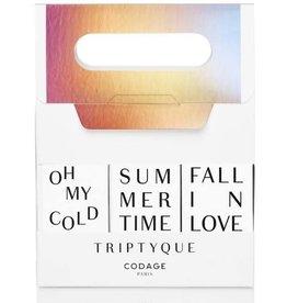 Codage Paris CODAGE PARIS Seasonal Triptyque