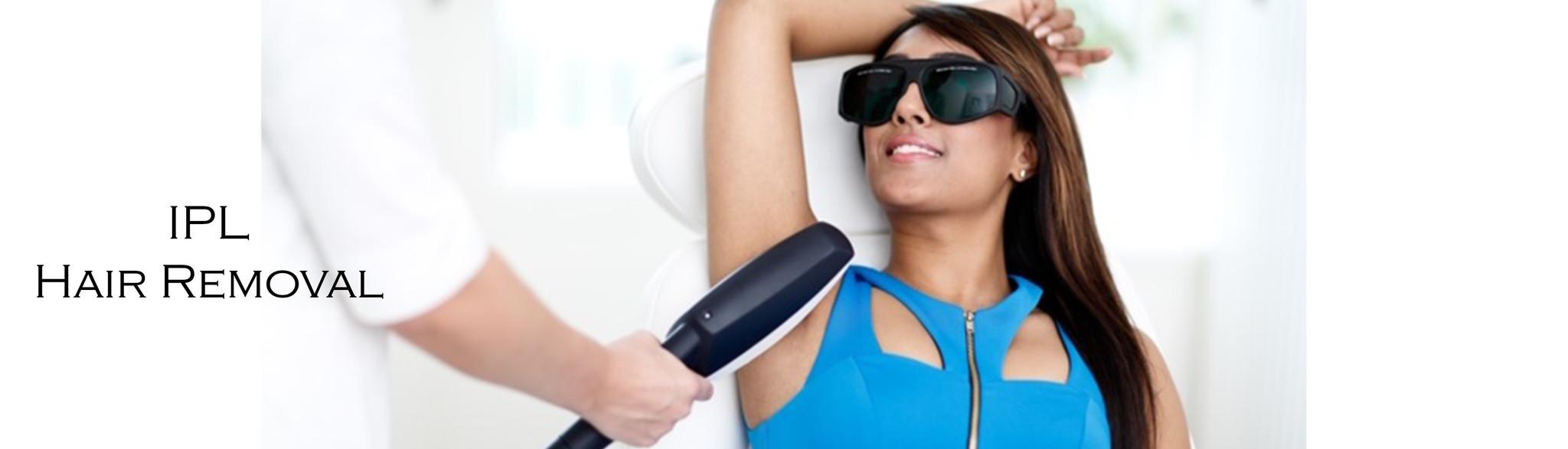 IPL hair removal