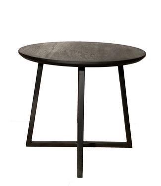 Steiken Black edition Eiken salontafel