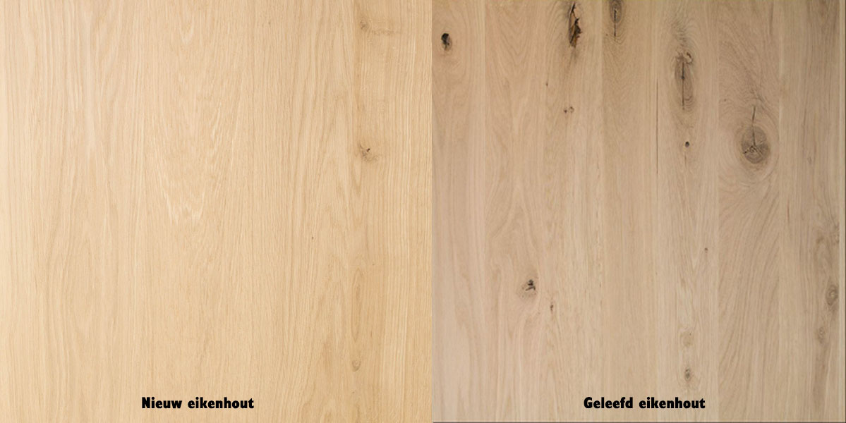 Kwaliteit eikenhout