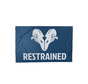 PRE-ORDER RESTRAINED FLAG